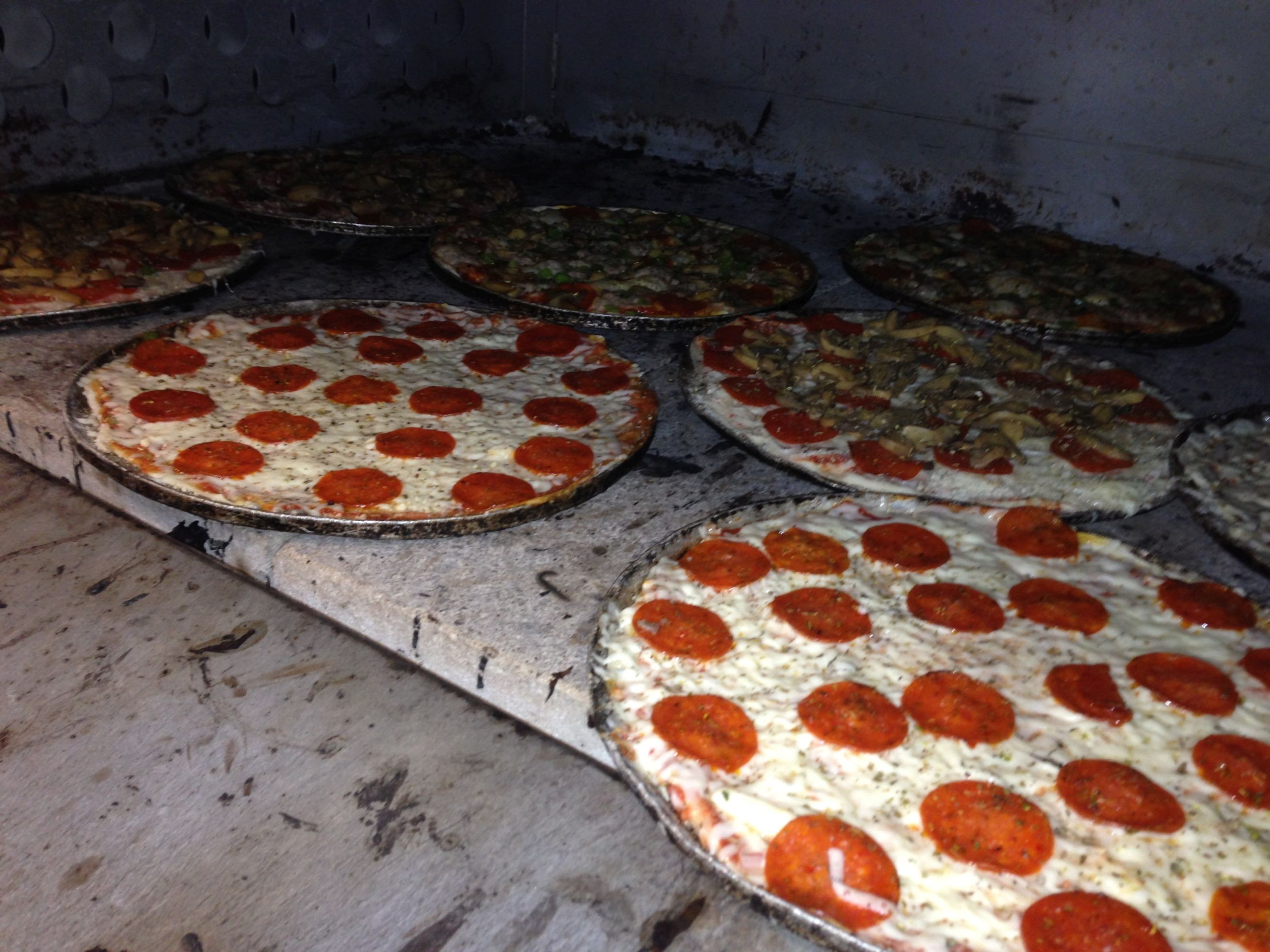 Fricanos Baking in the Oven 3 Pizza.jpg