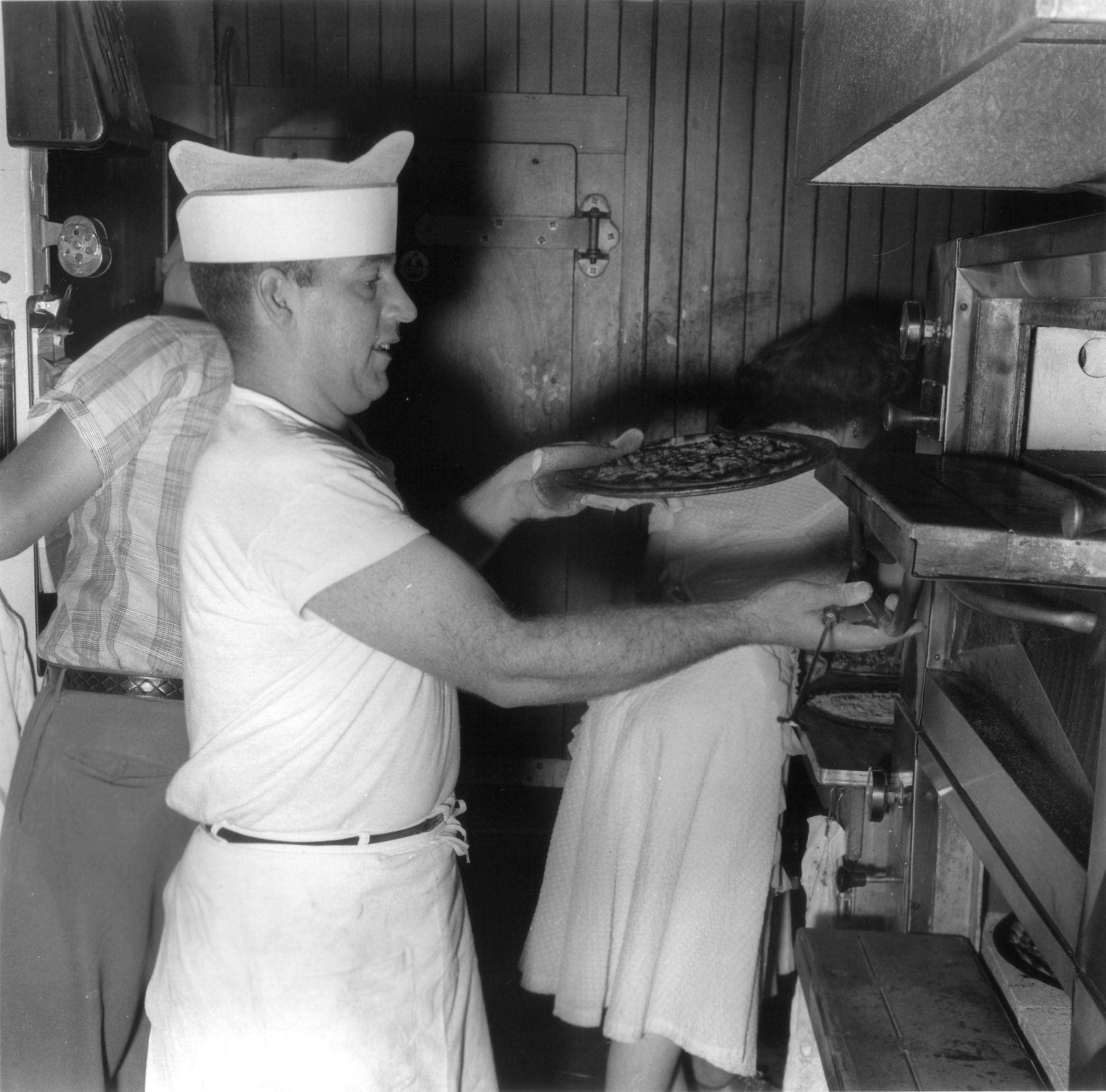 Fricano's Pizza Tavern History